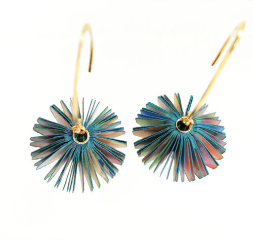 earrings LAMPION multicolor
